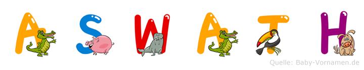 Aswath im Tieralphabet