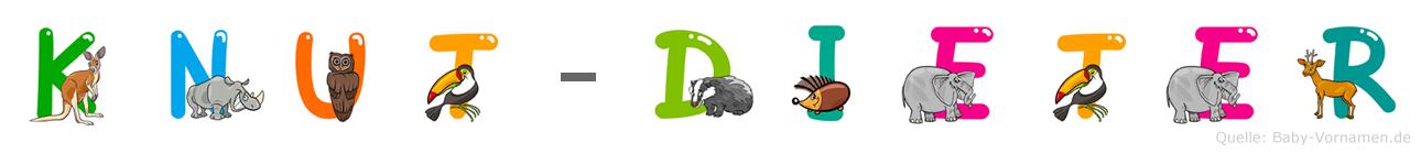 Knut-Dieter im Tieralphabet